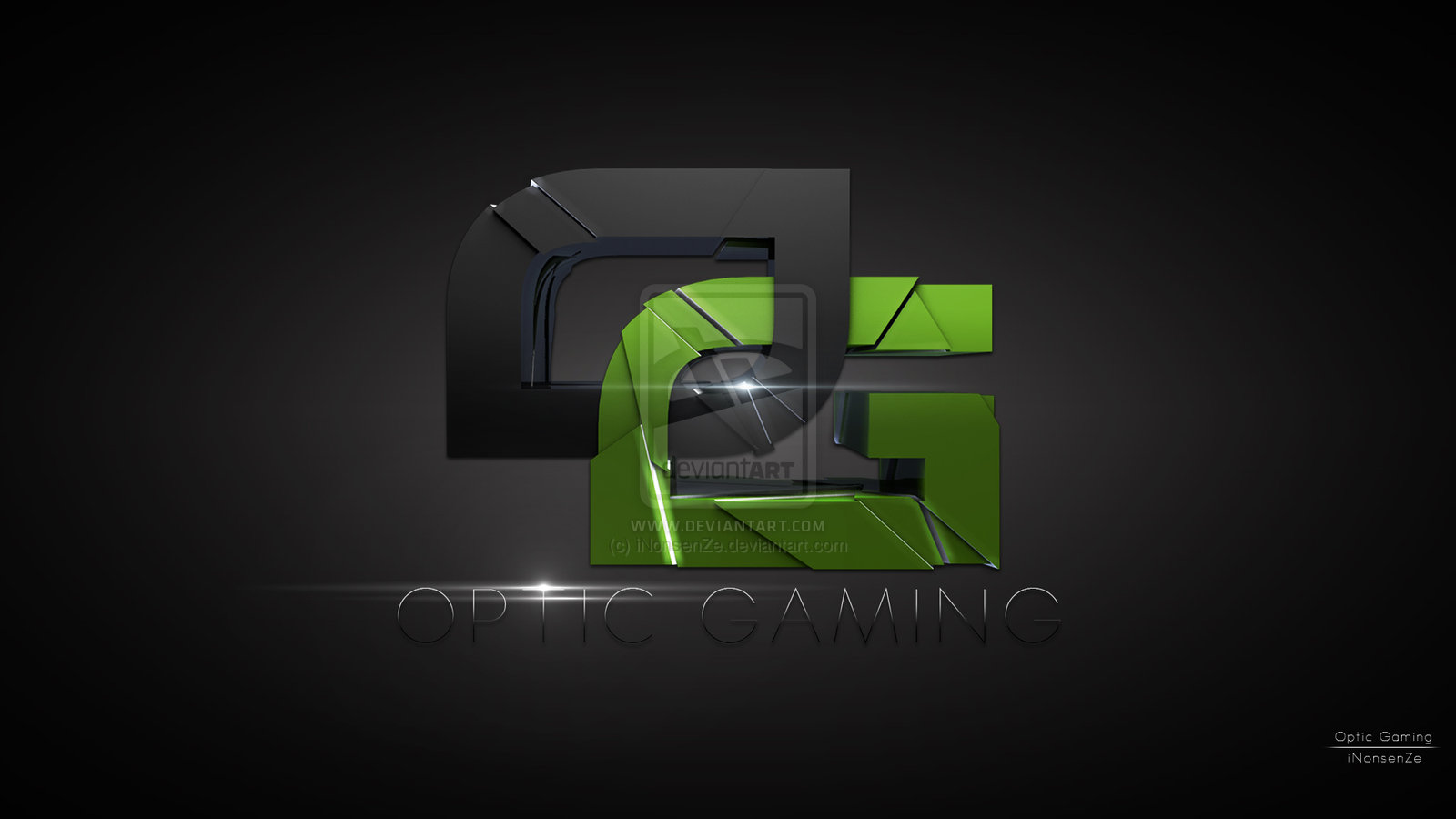 optic gaming by inonsenze digital art 3 dimensional art other optic