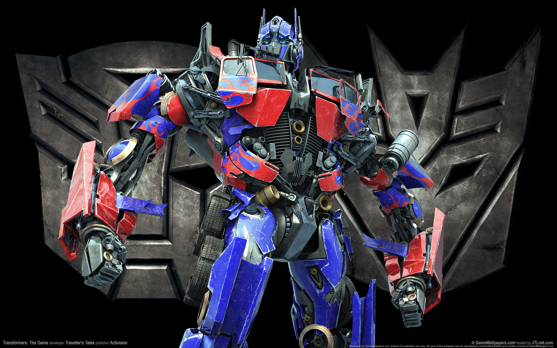 optimus prime wallpaper | 1920x1200 | #54097
