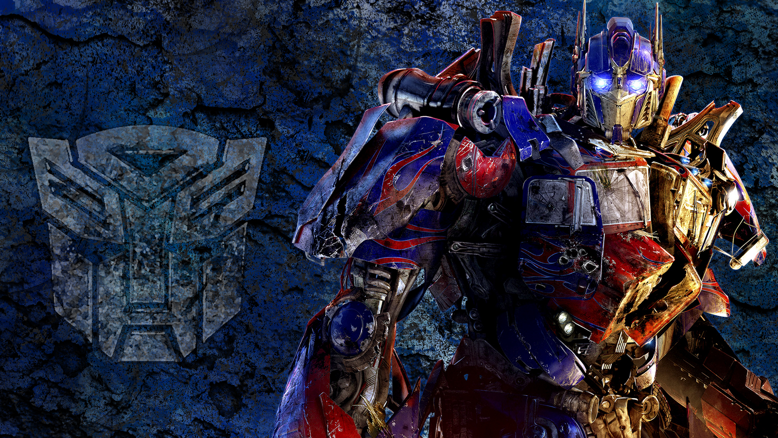 Optimus Prime WP by JibaDesign Optimus Prime WP by JibaDesign