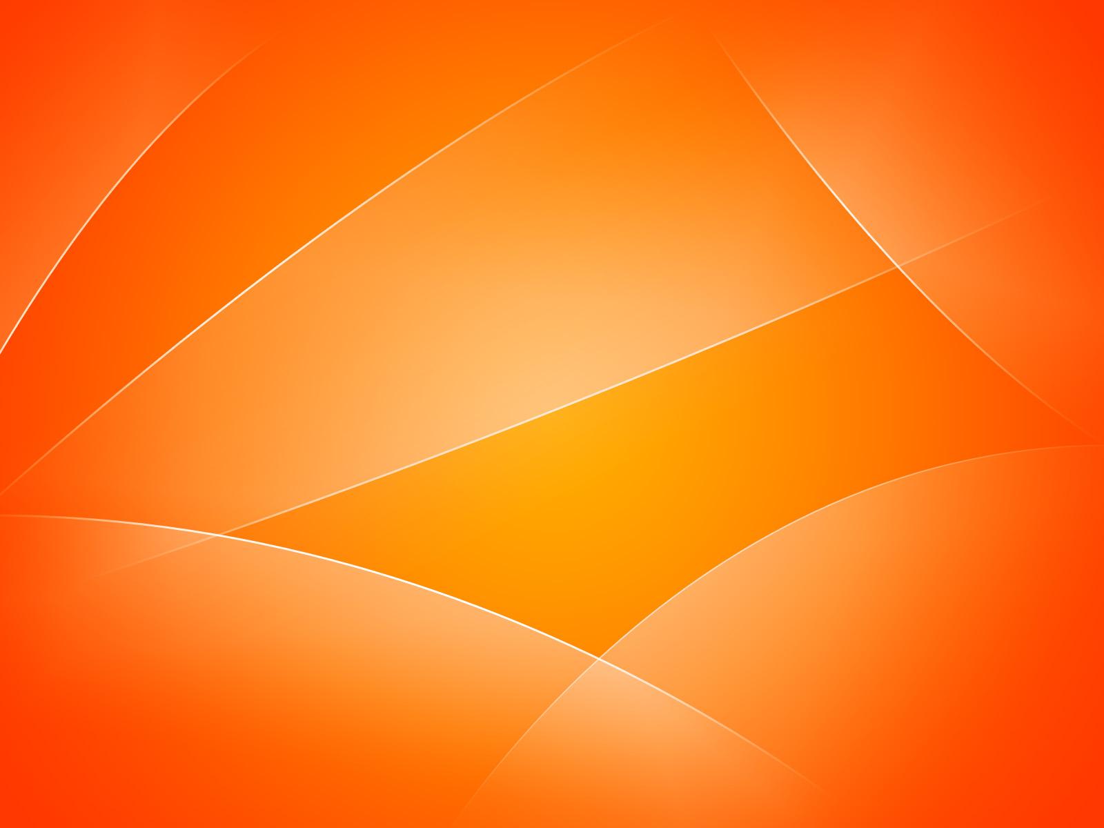 Desktop Wallpaper · Gallery · Computers Orange abstract wallpaper
