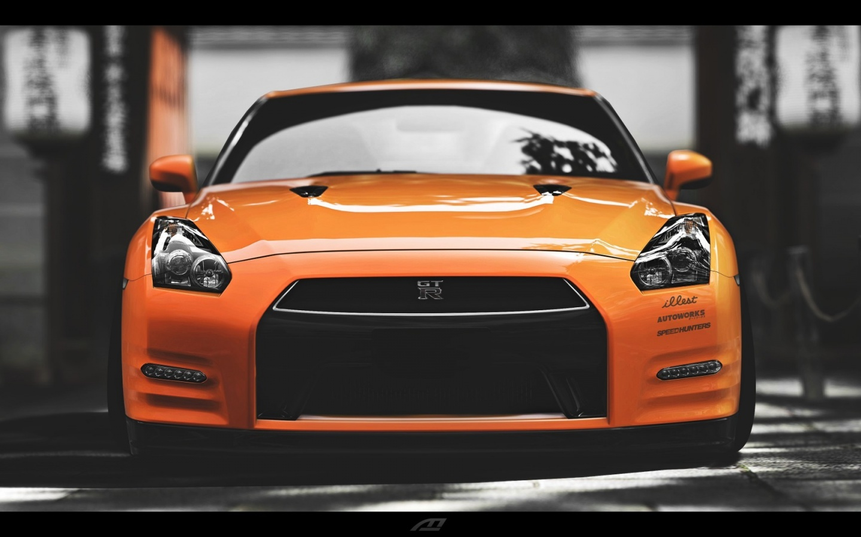 Orange GTR