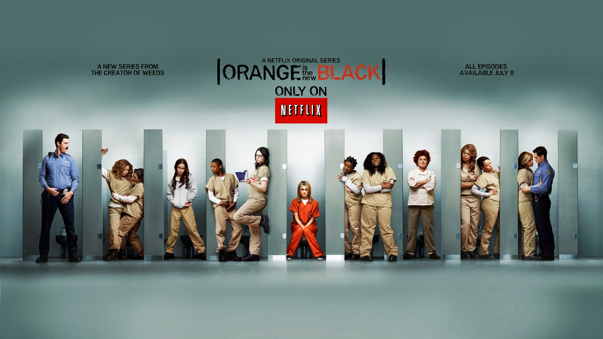 View And Download Orange is the New Black Wallpapers ...
