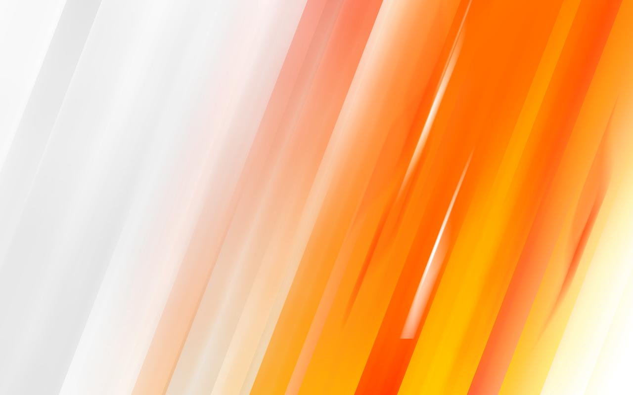 Orange Light Wallpaper