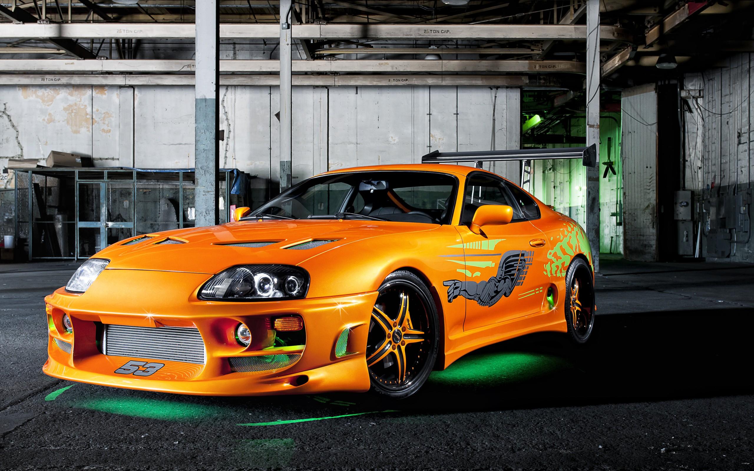 Awesome Toyota Supra