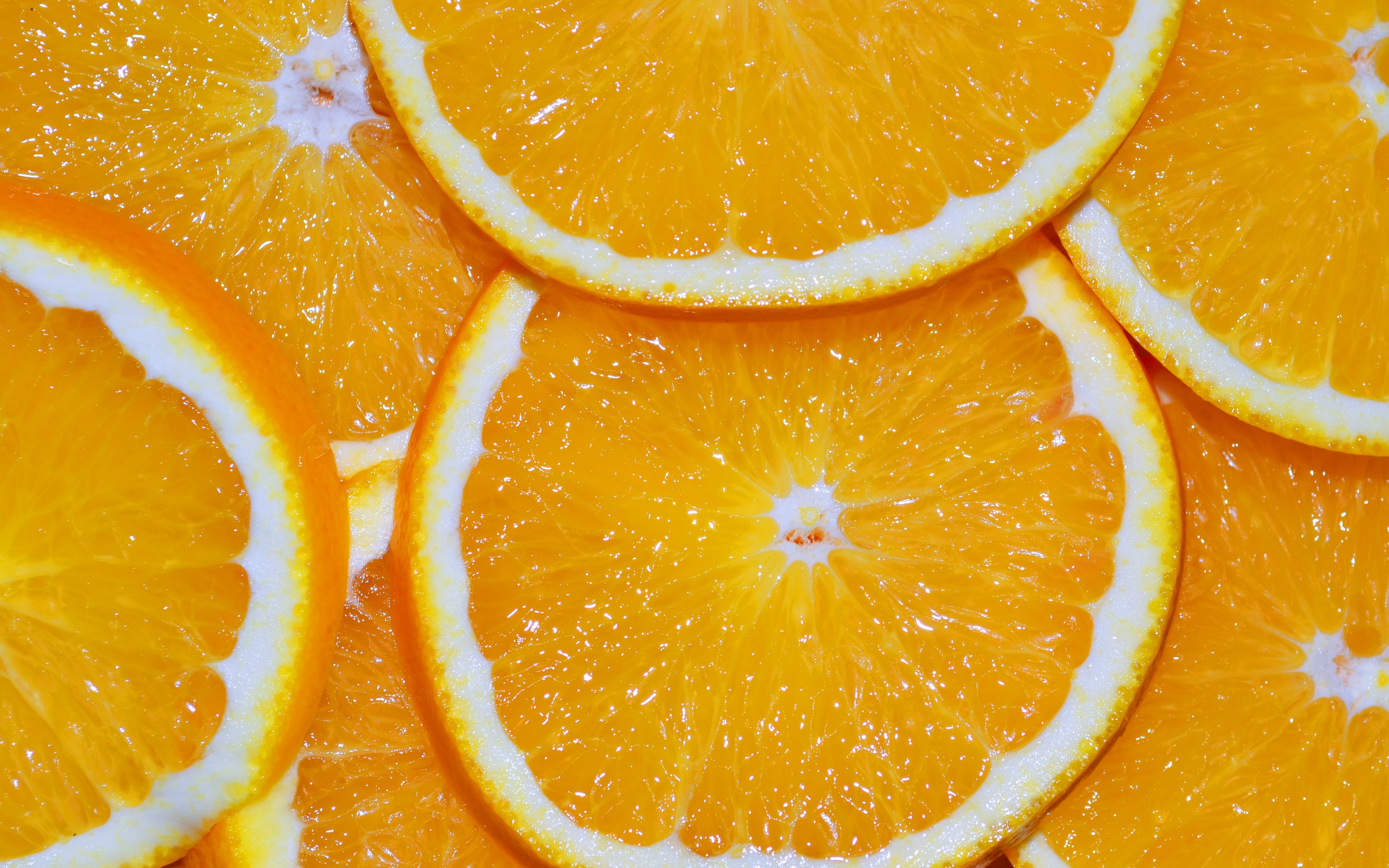 Oranges Close Up Wallpaper 22576
