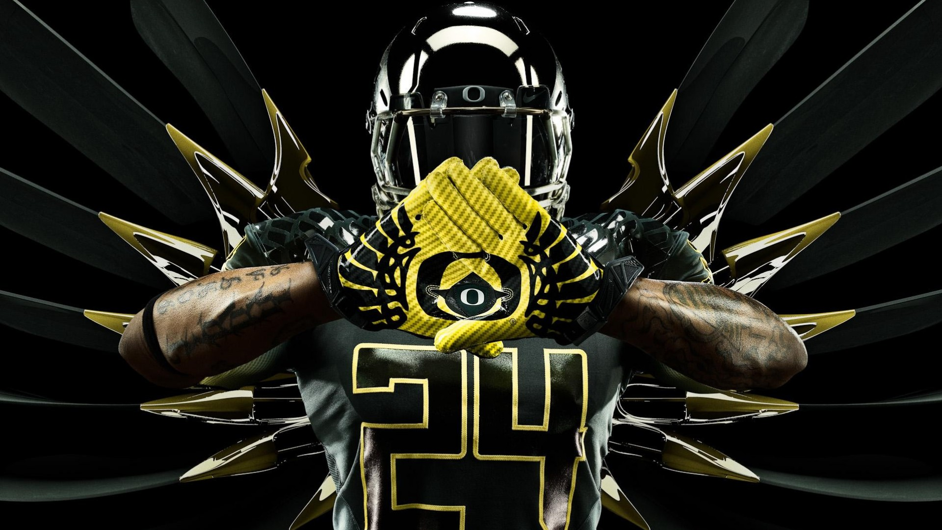 Oregon Ducks Background