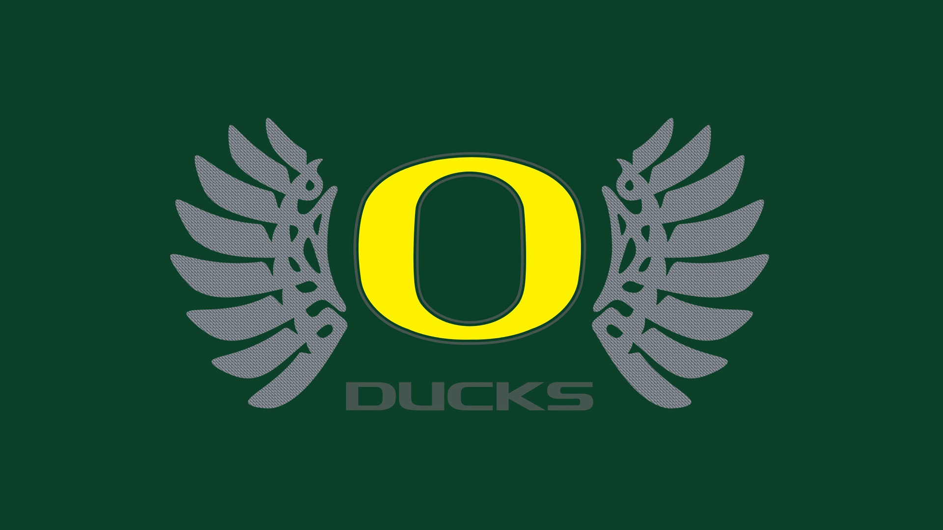 Oregon Ducks Logo Wallpaper