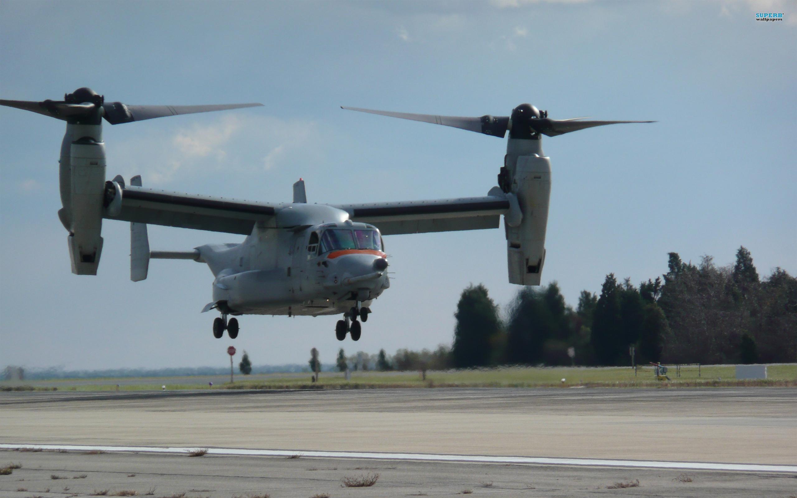Osprey Bell Boeing