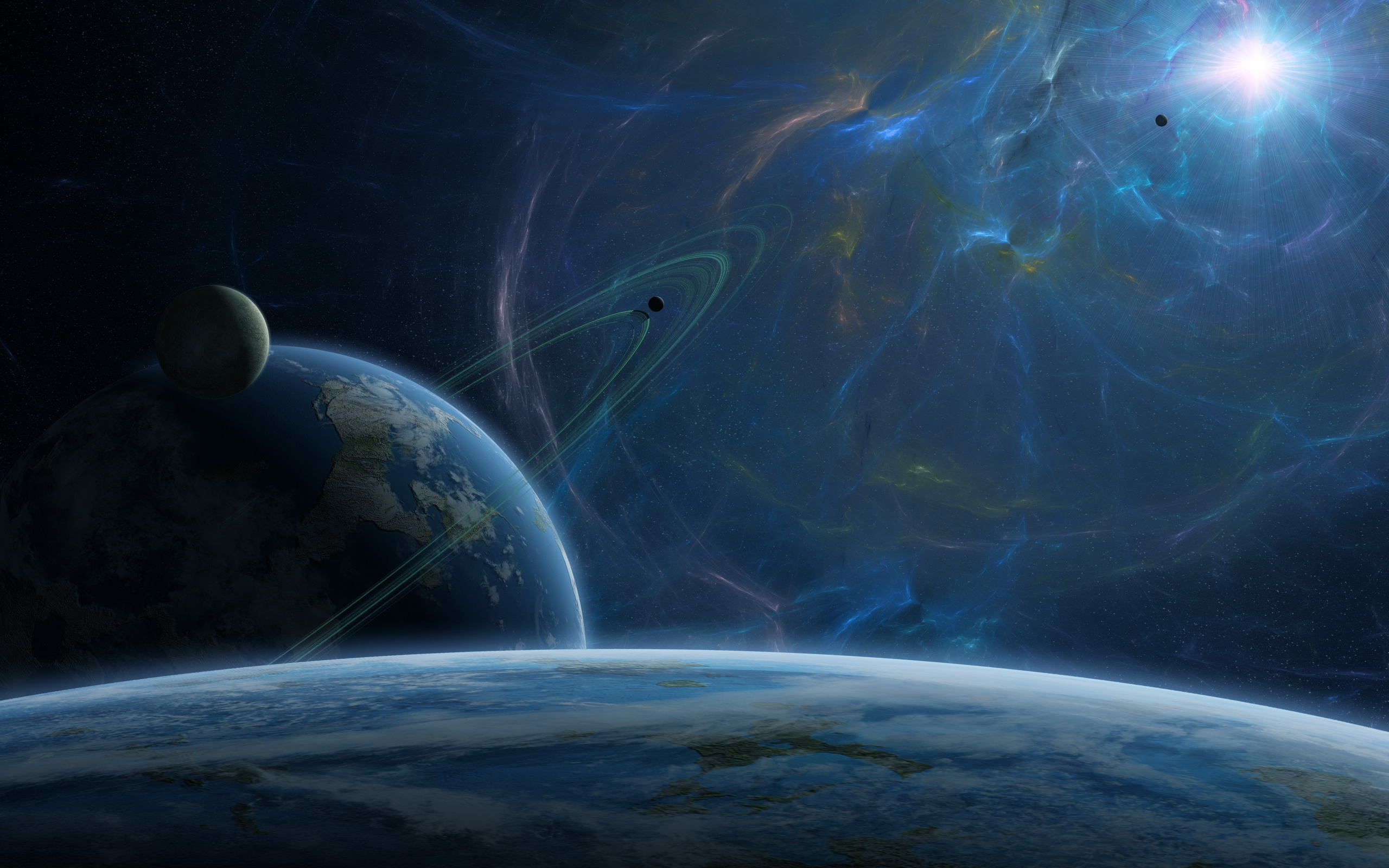 Pictures Of Outer Space Wallpaper