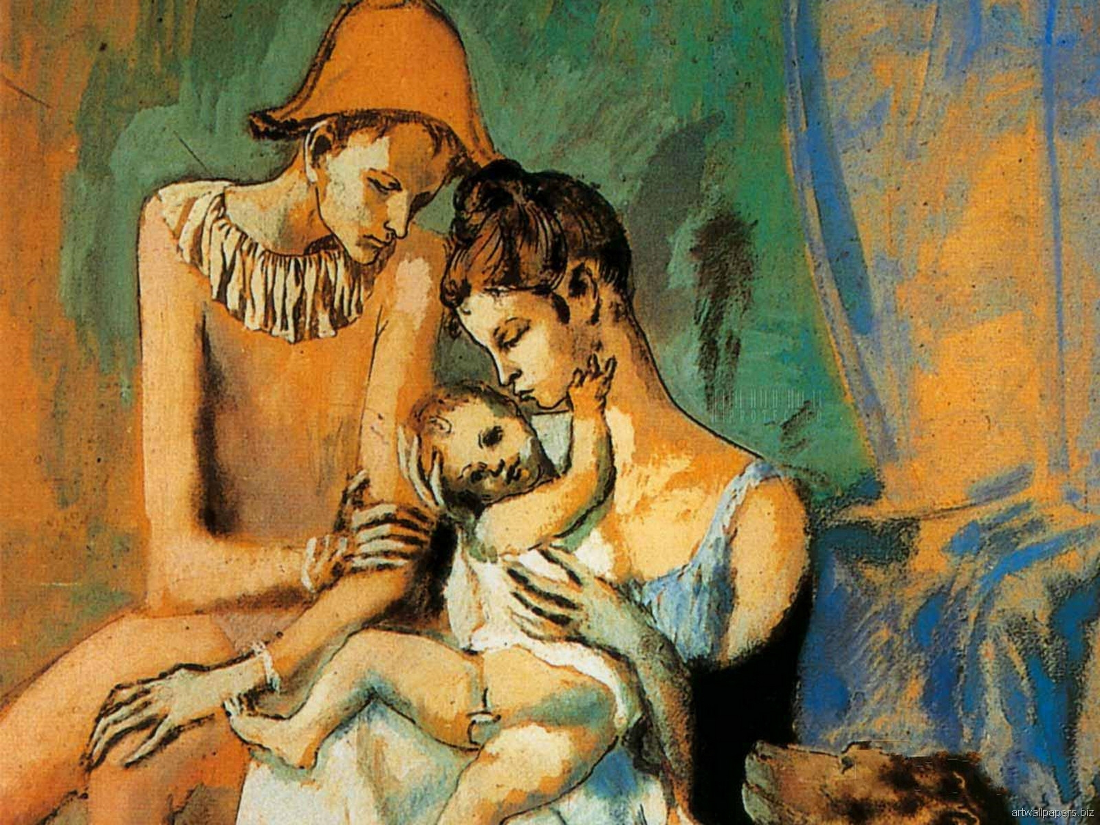 Pablo Picasso 1881-1973 | Cubist movement