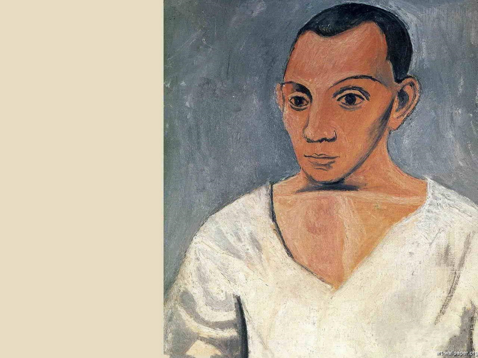 Pablo Picasso Drawing Art Wallpaper and Print