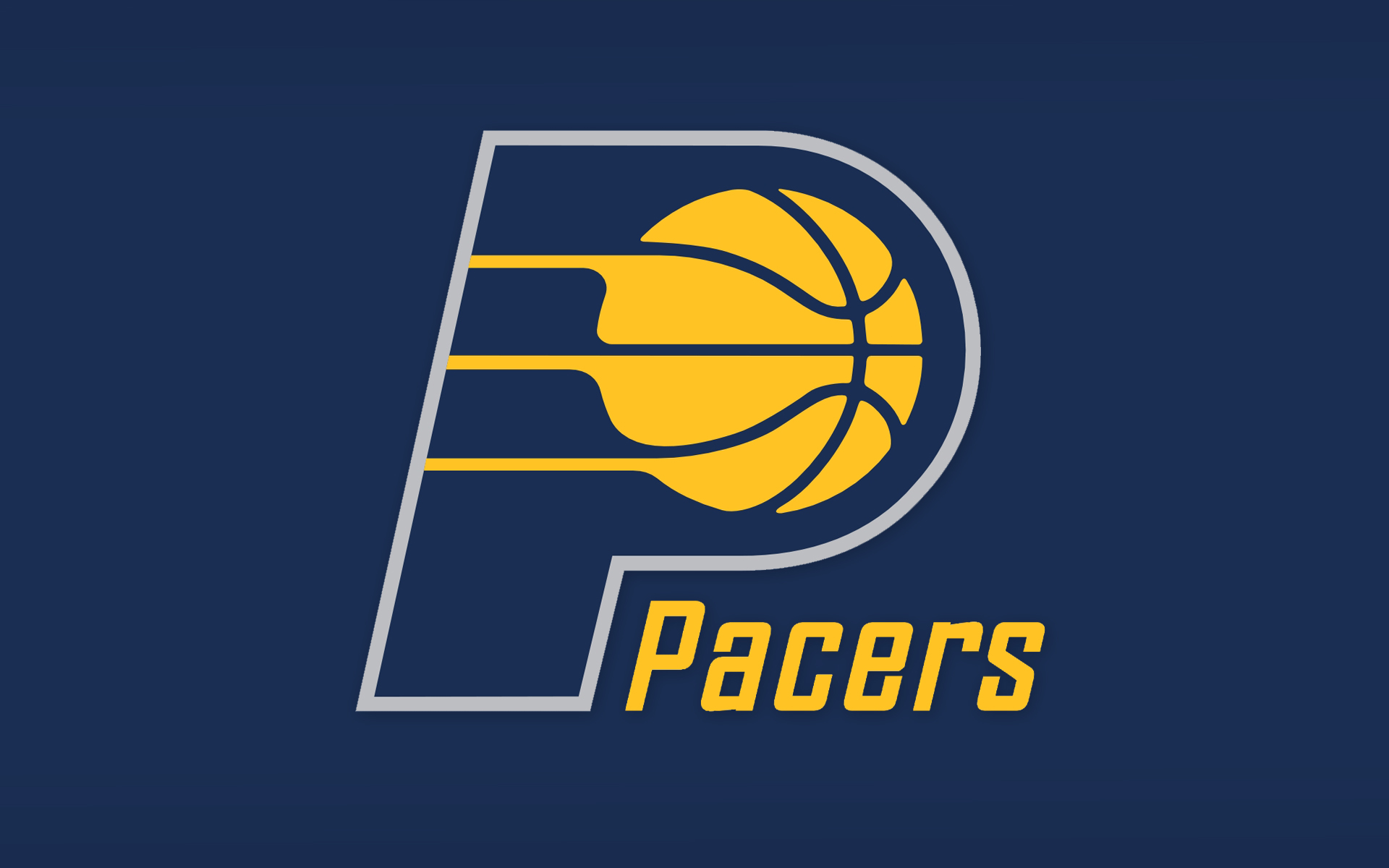 Pacers Logo Wallpaper