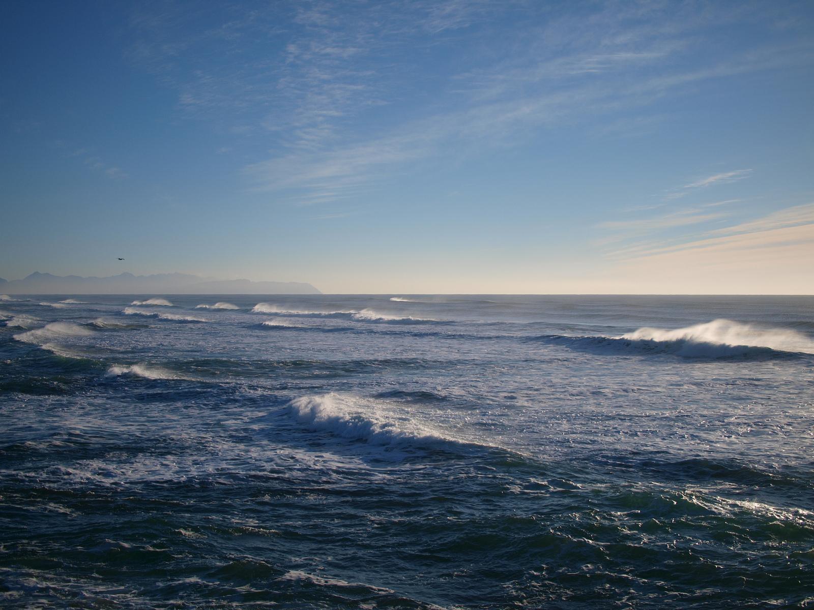 Pacific Ocean in Oregon