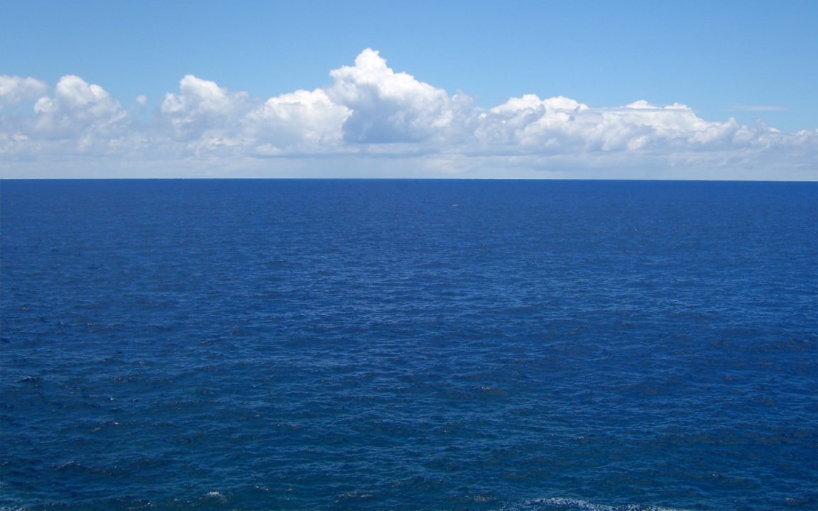 Pacific Ocean (offshore near Kapoho, HI) photo