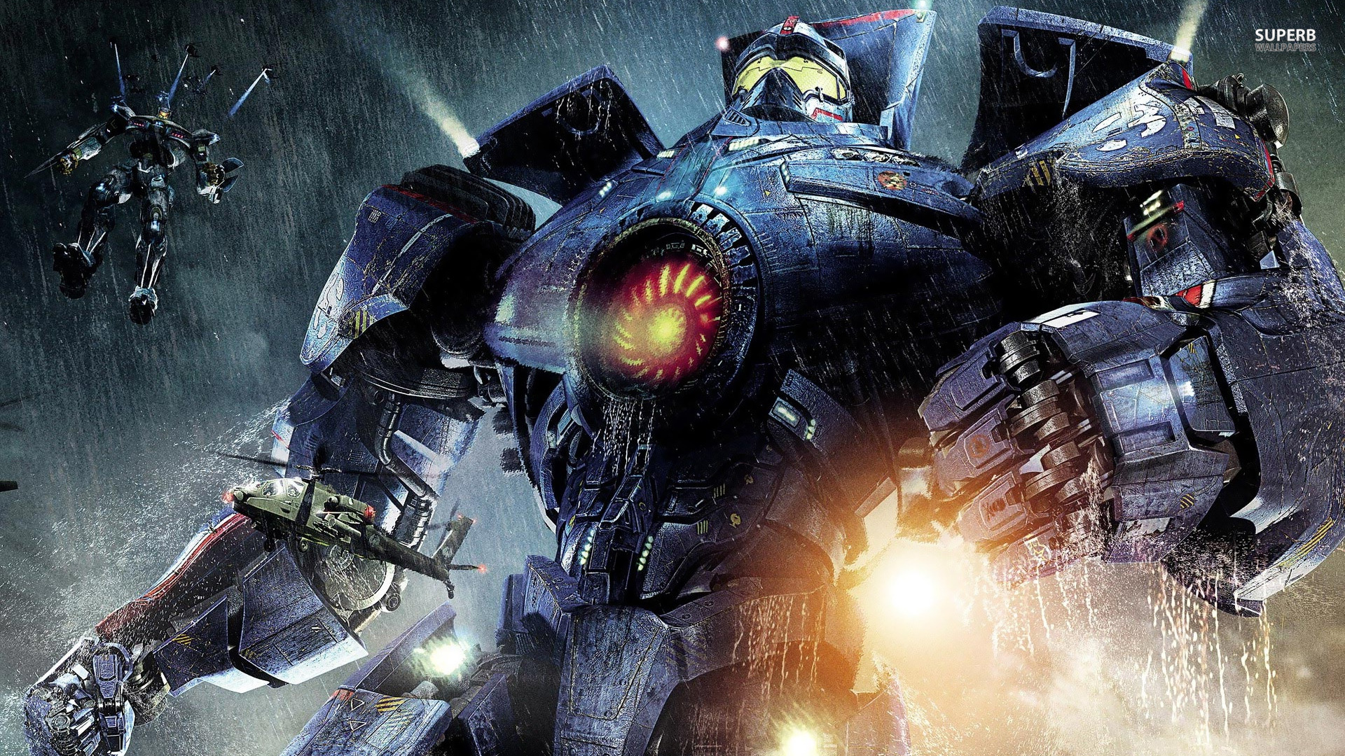 Pacific Rim wallpaper 1920x1080