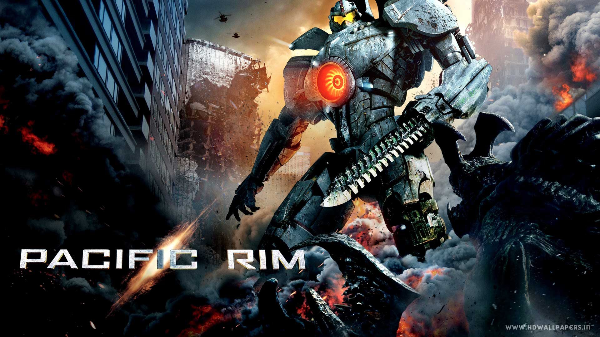 Pacific Rim Logo Wallpaper