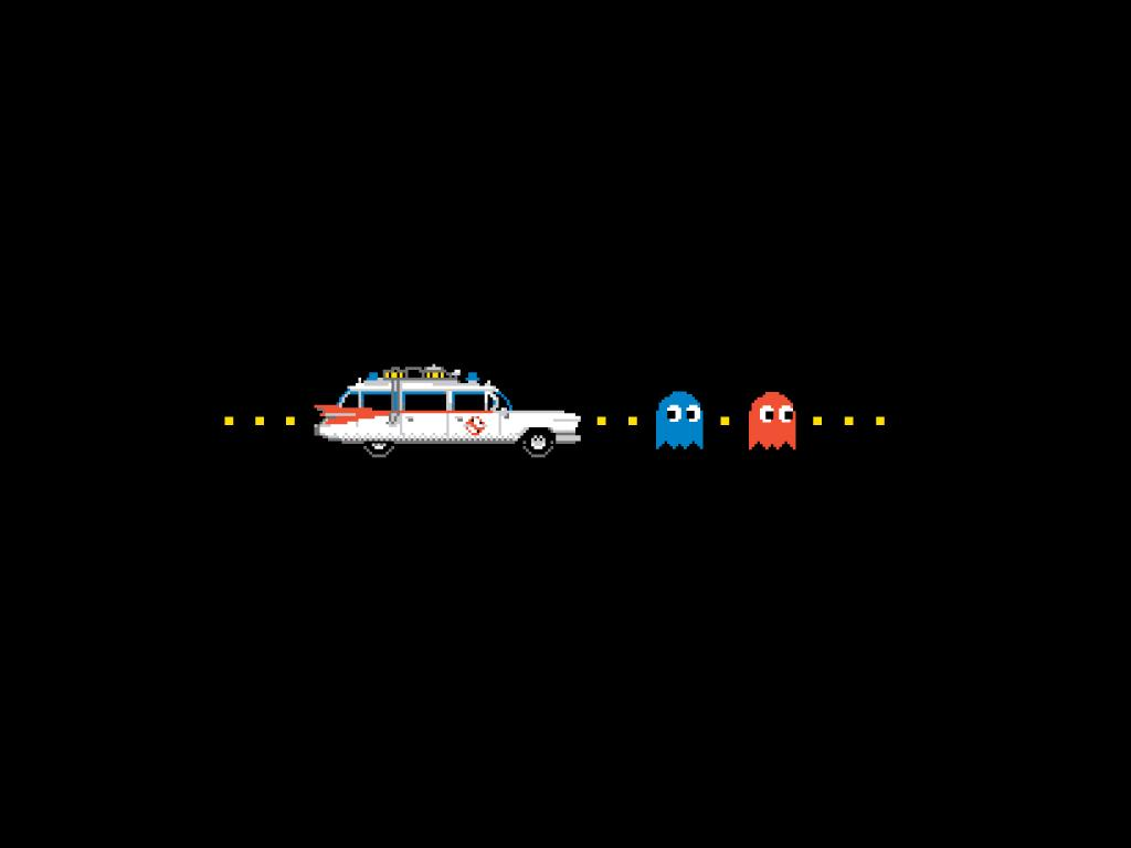 Ghostbusters pac man wallpaper HQ WALLPAPER - (#183229)