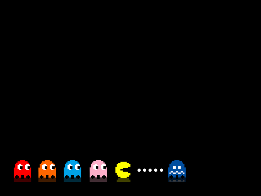 8Bit Pacman Wallpaper by dAKirby309 ...