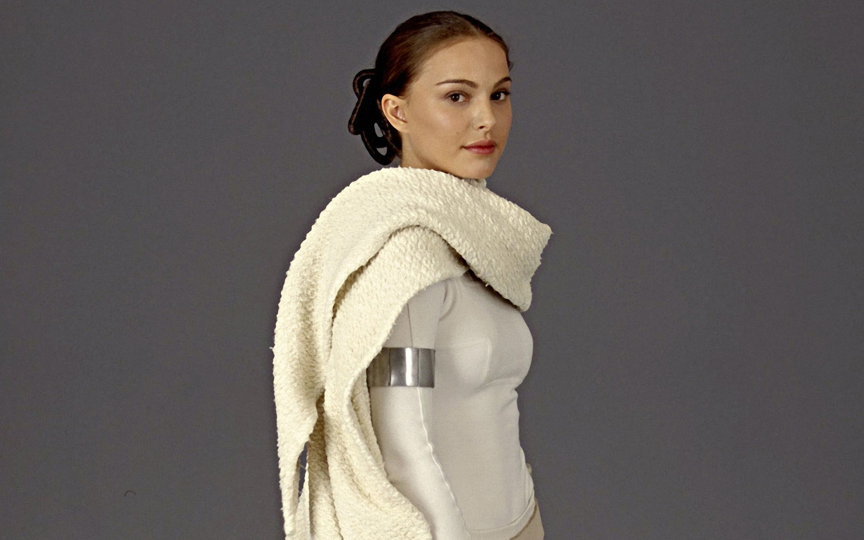 Natalie Portman Padmé Amidala Star Wars- Wallpaper 1680x1050