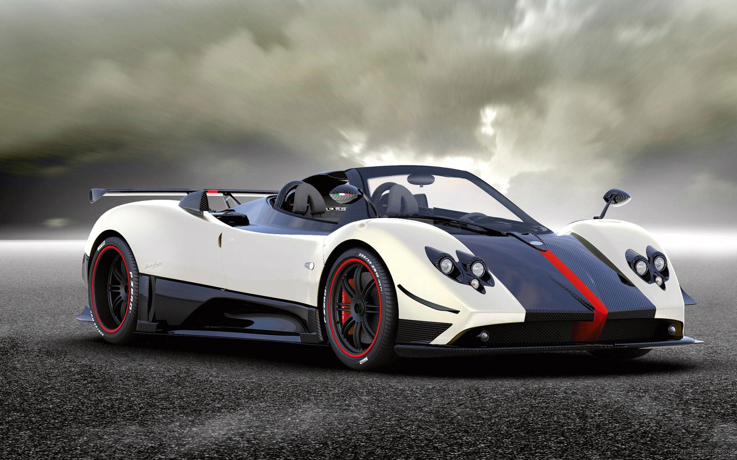 31282 views Pagani Zonda Cinque Roadster 2