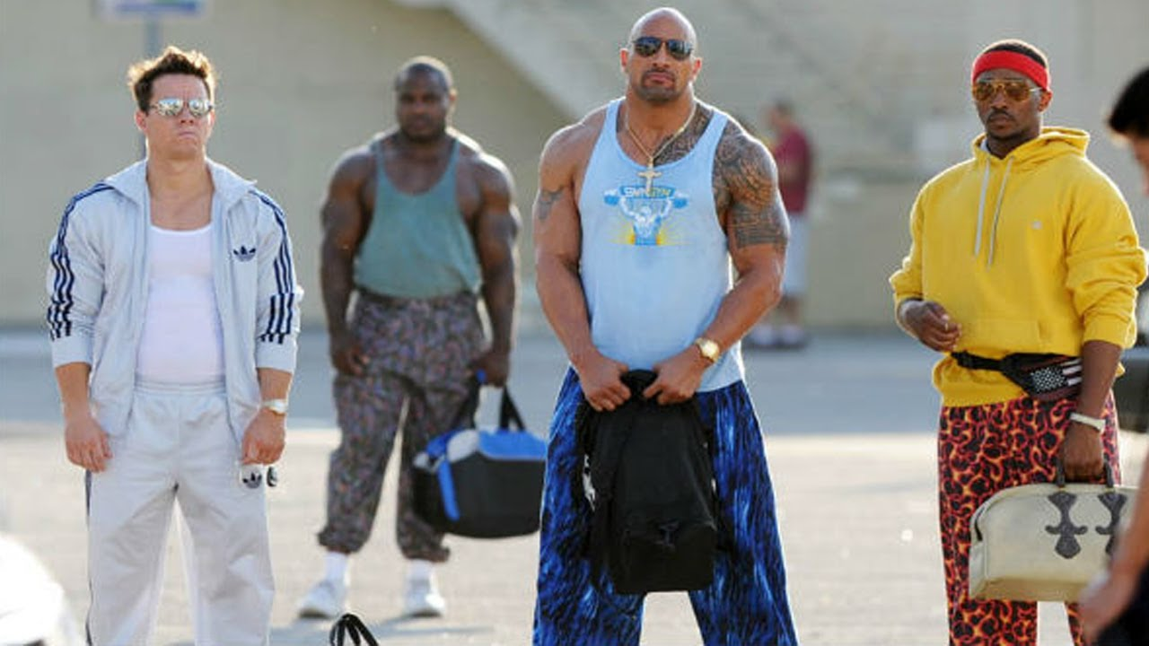 Pain and Gain Mark Wahlberg Dwayne Johnson Movie