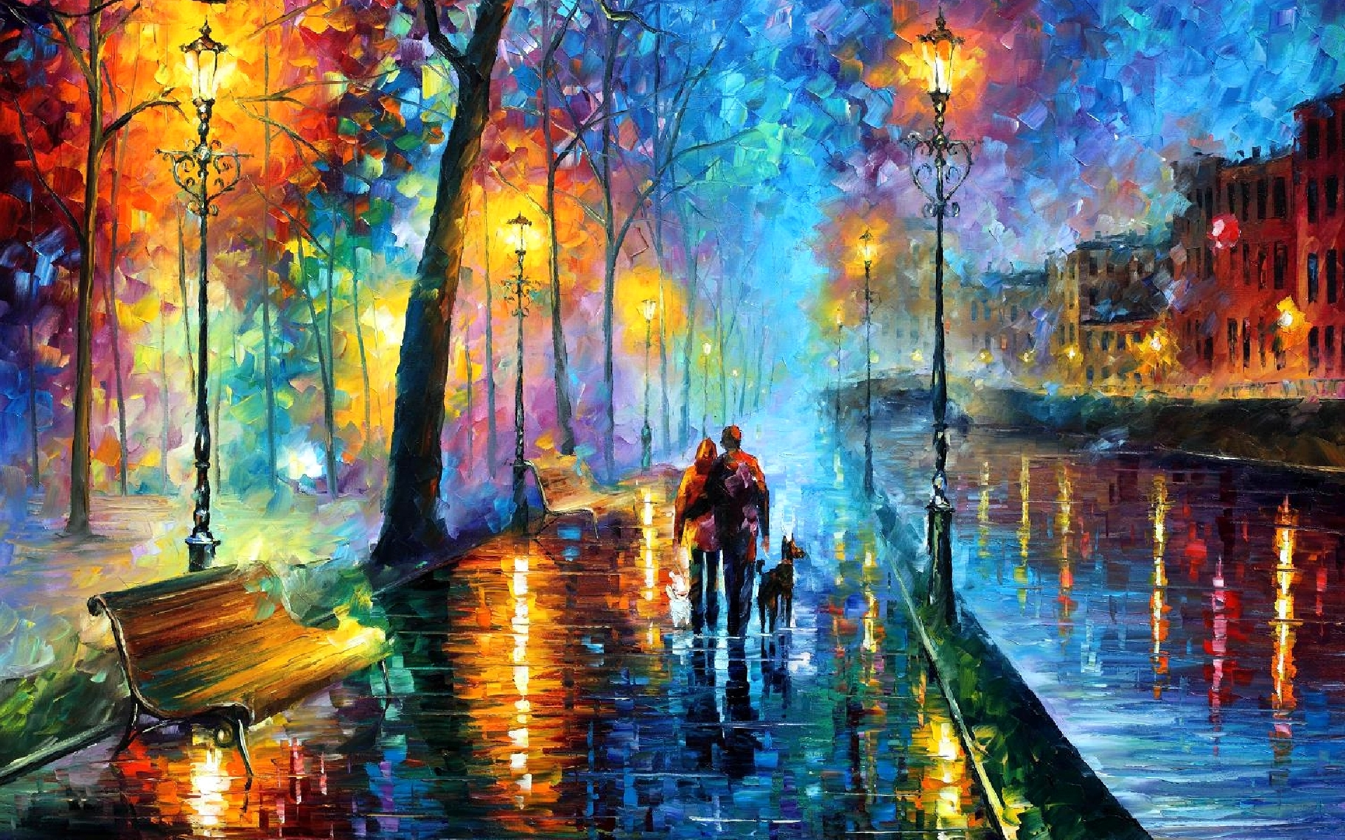 HD Wallpaper   Background ID:324310. 1920x1200 Artistic Painting