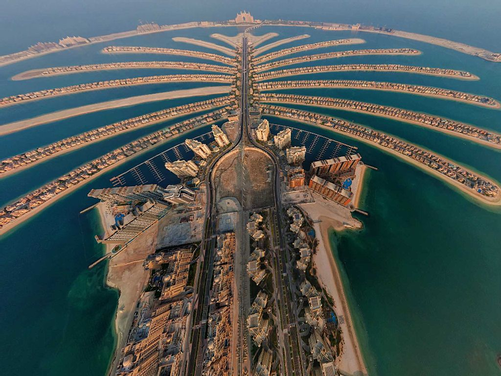 Palm Jumeirah apartment rental - Palm Jumeirah Island