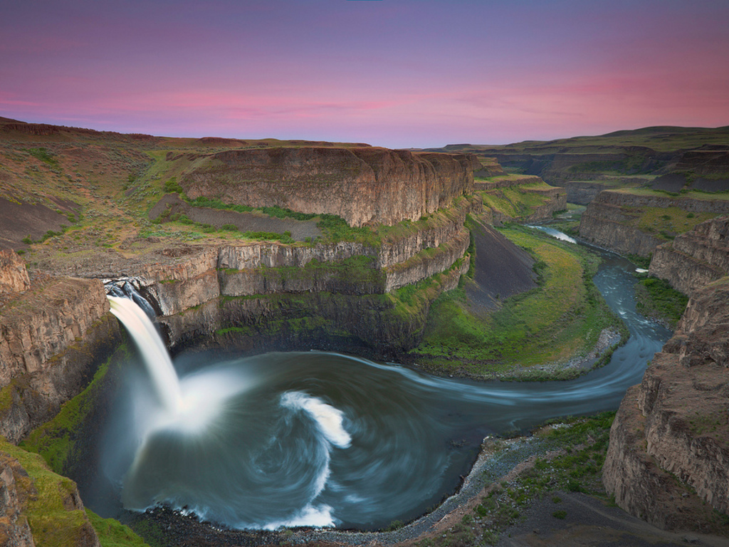 Palouse Falls Pictures