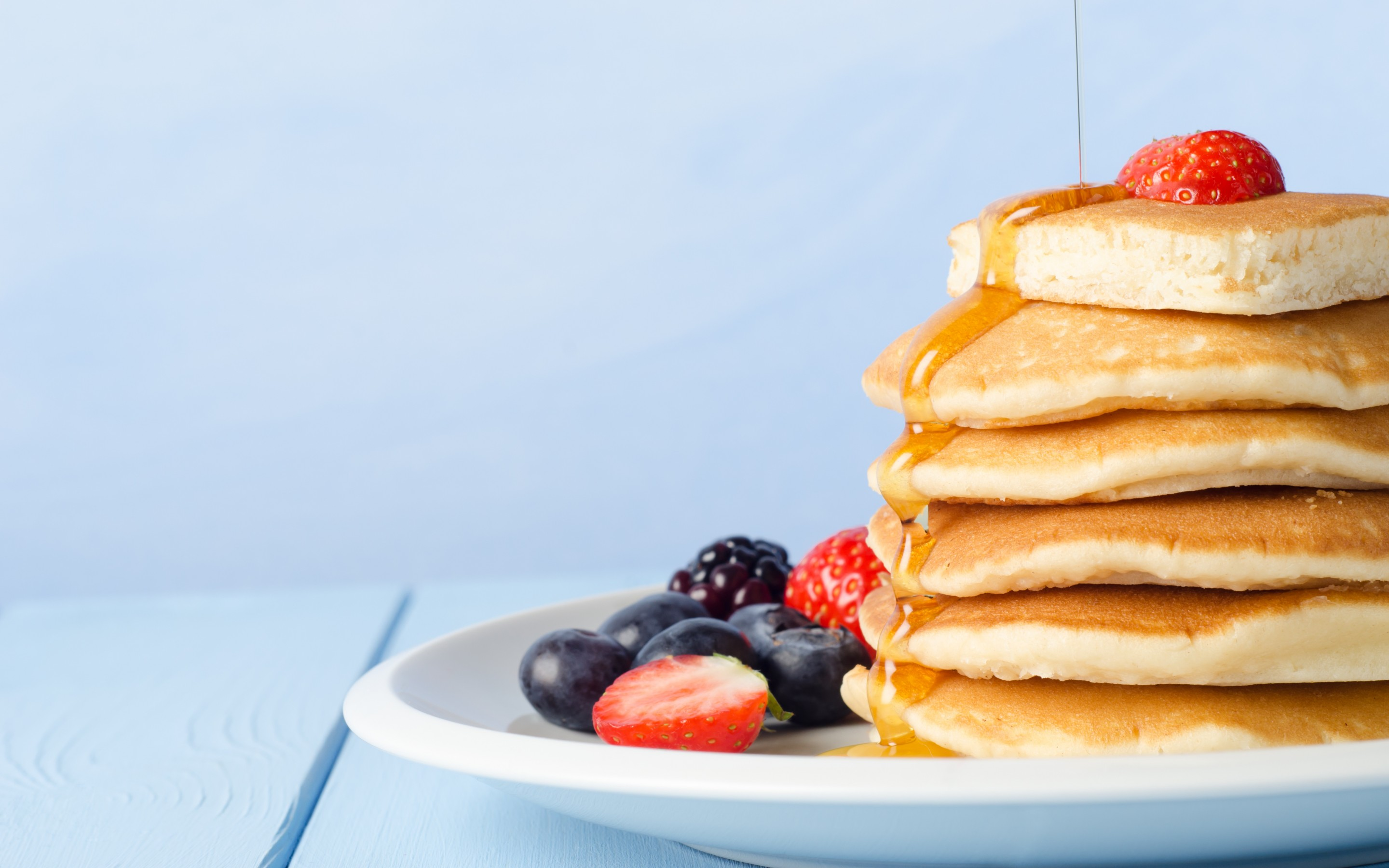 HD Wallpaper | Background ID:414146. 2880x1800 Food Pancake