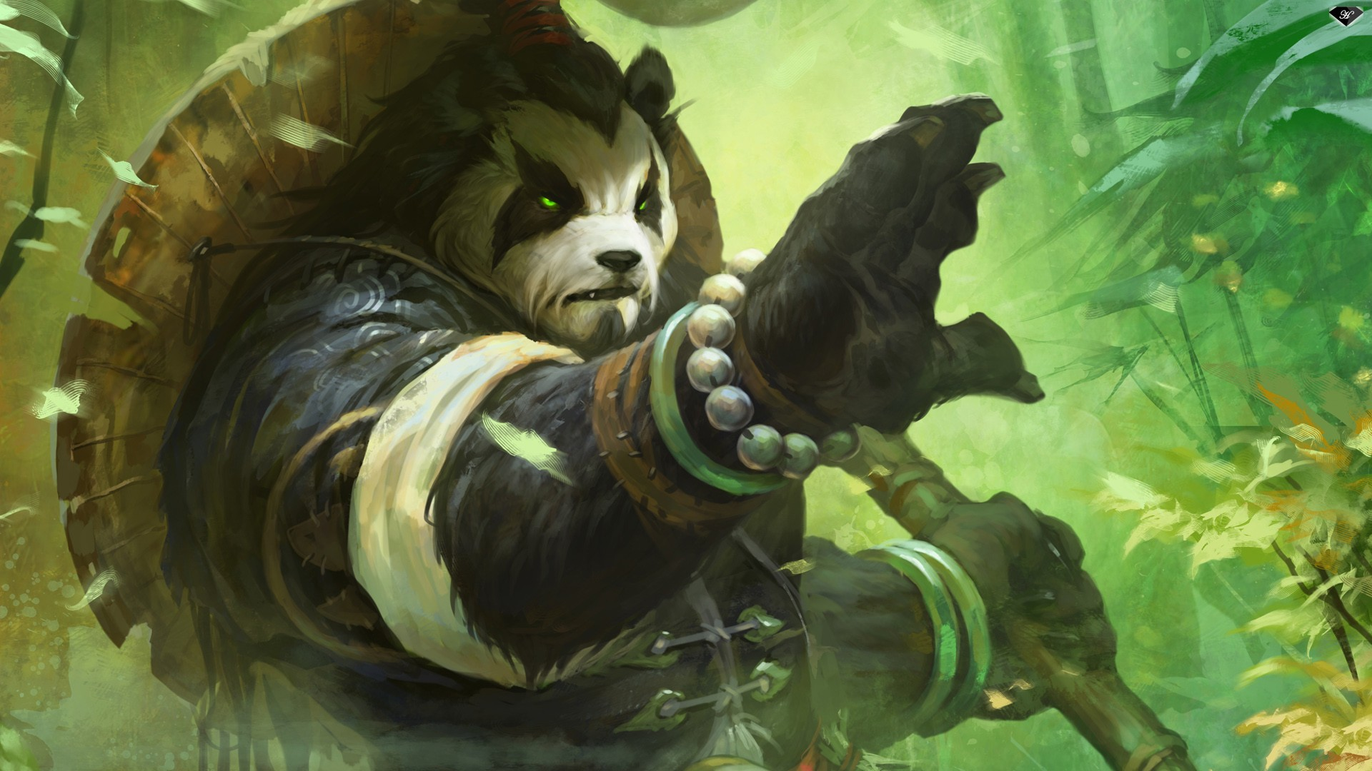 Panda World of Warcraft