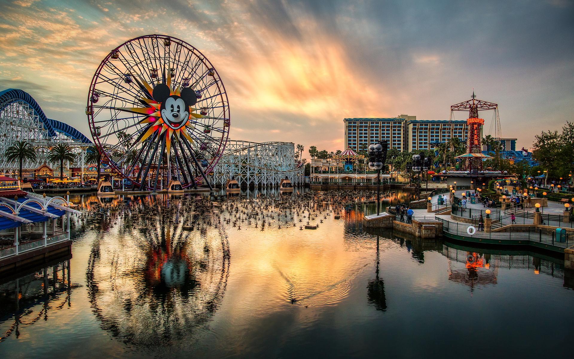 Paradise Pier Desktop Wallpaper | DisneyExaminer