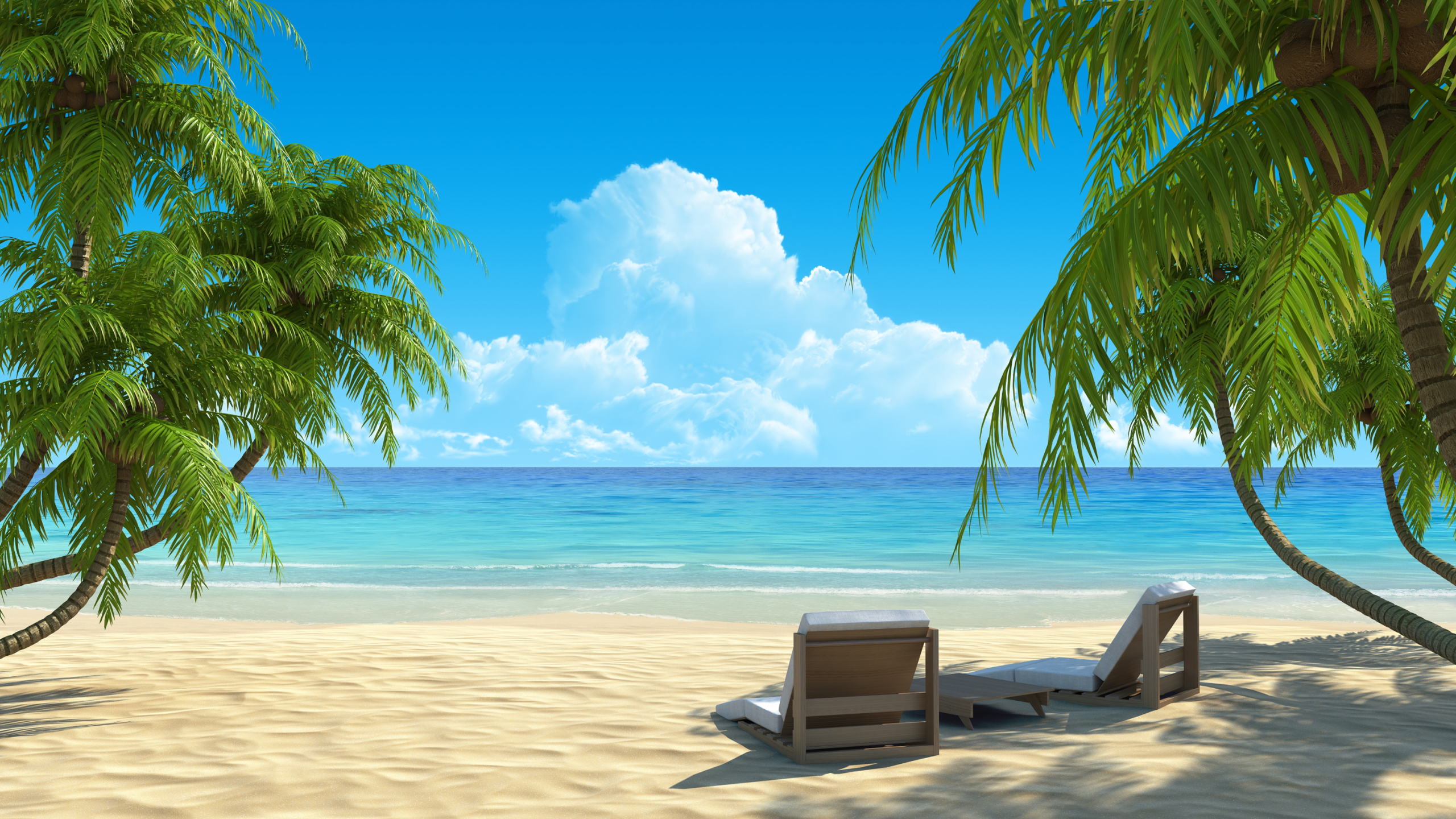 Paradise HD Wallpaper