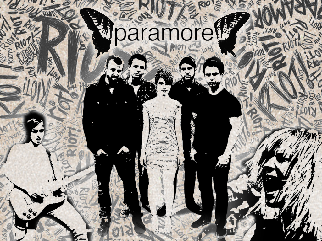 Paramore Wallpaper by Pk403 ...