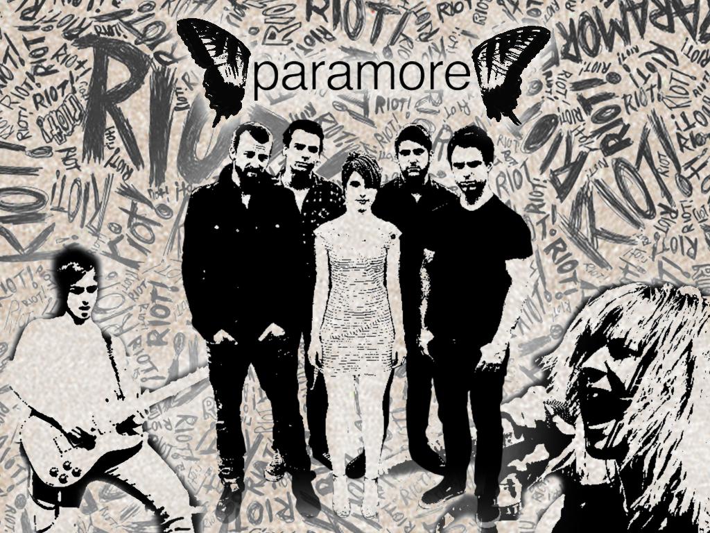 Paramore Wallpaper by Pk403 ...