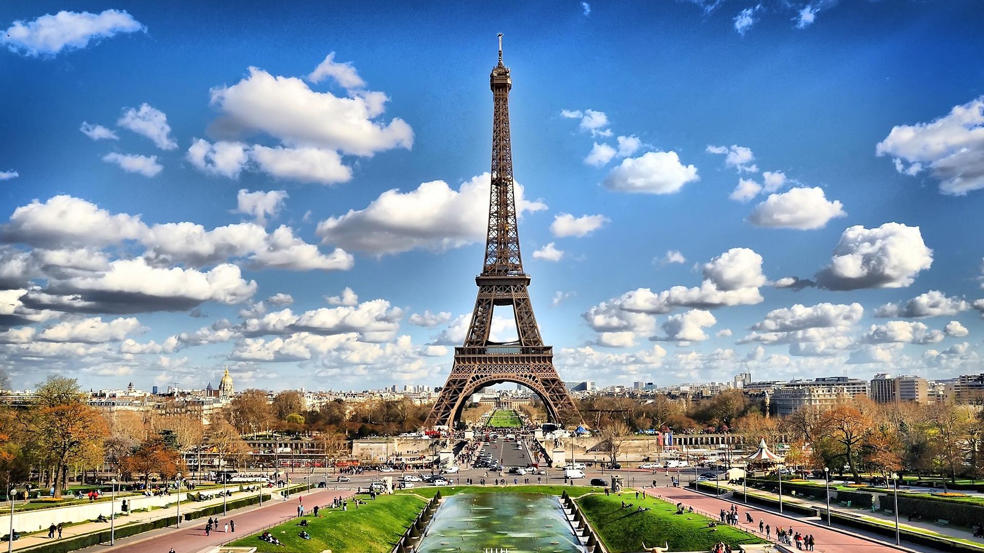 paris wallpaper 3