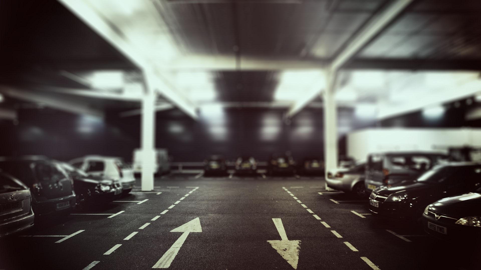 Parking Lot Wallpaper 39392 1920x1200 px