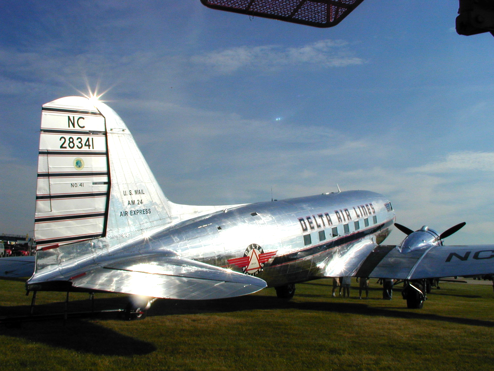 The DC-3 first flew in 1935 and became the standard for air travel until the 1950s. Some were still in passenger service through 1985. The aircraft held up ...