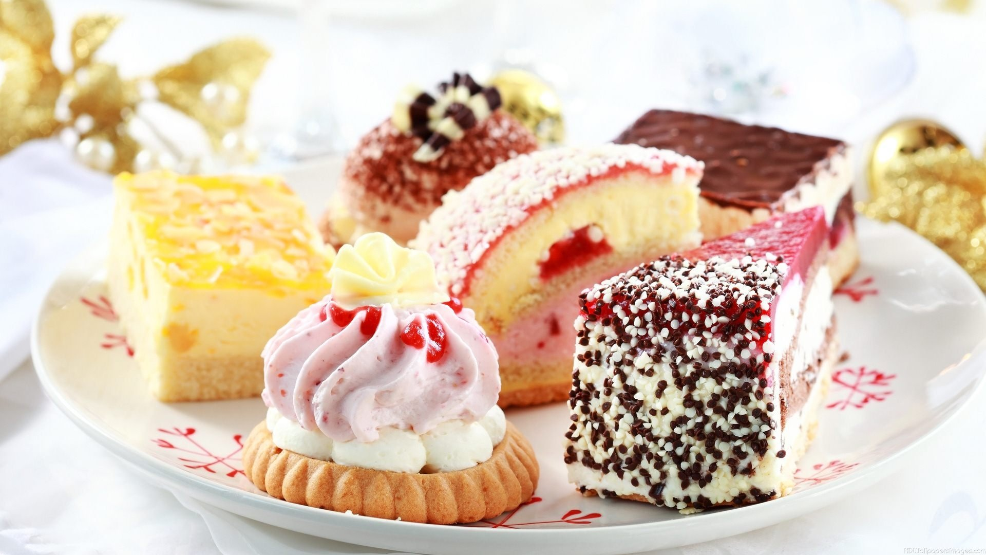 Delicious Pastries Images