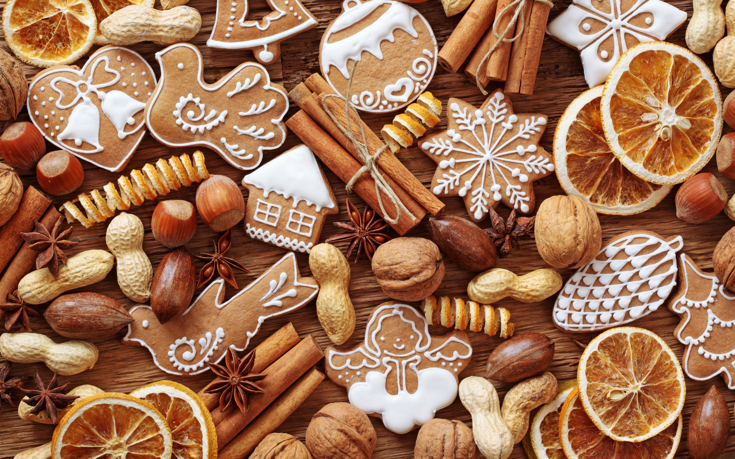 Awesome Pastries Wallpaper
