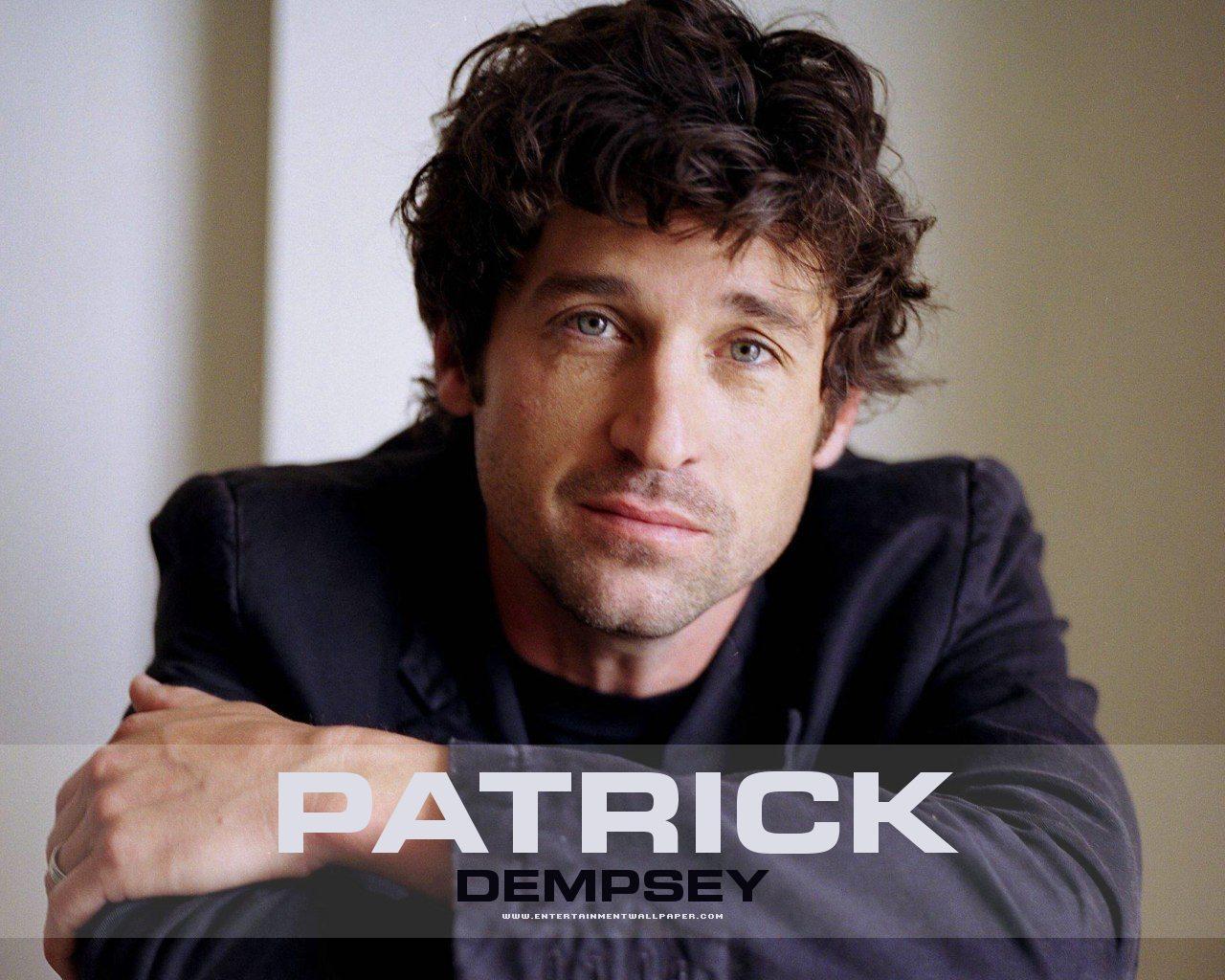 Patrick Dempsey Wallpaper - Original size, download now.