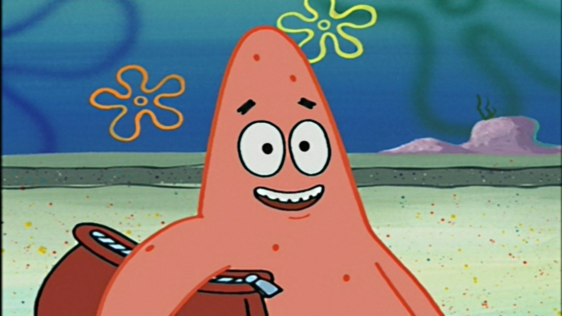 Patrick Star Wallpaper