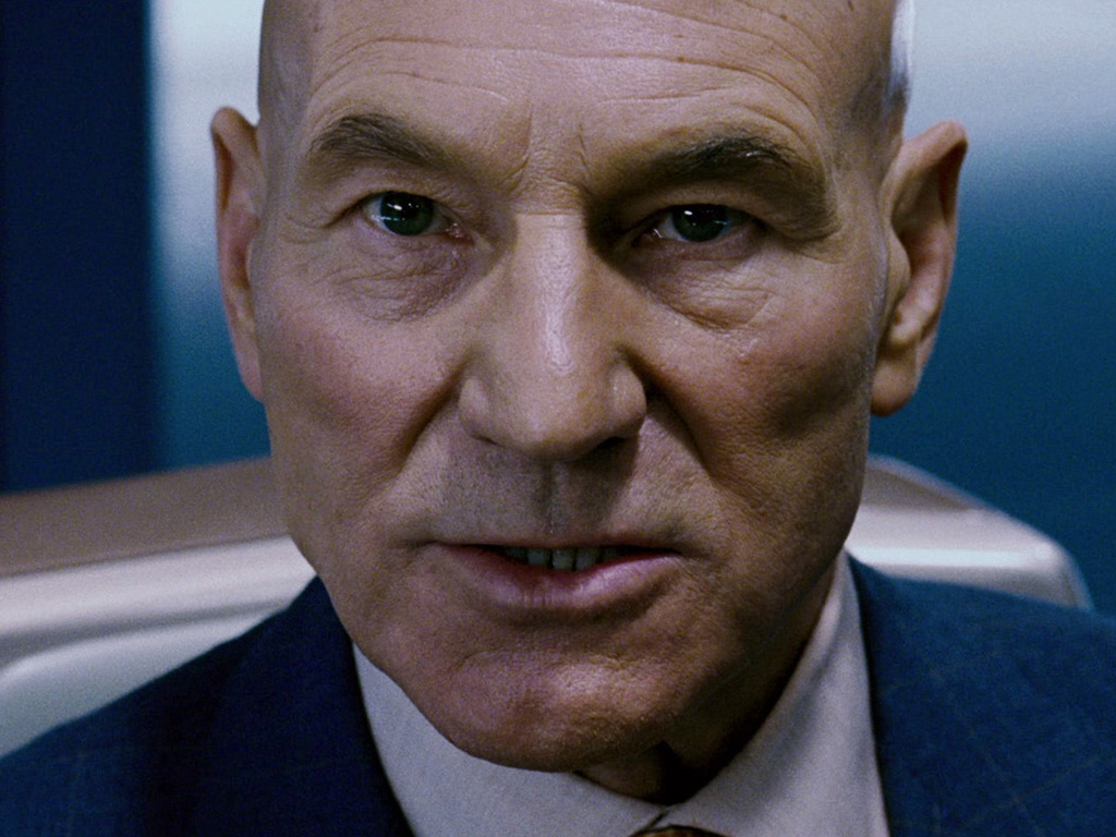 It's been a while since Patrick Stewart played Charles Xavier, a.k.a. Professor X, in the X-Men films. X-Men: The Last Stand was his last take, ...