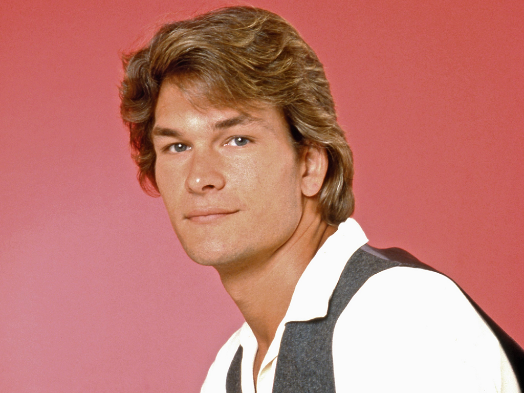Patrick Swayze background ...