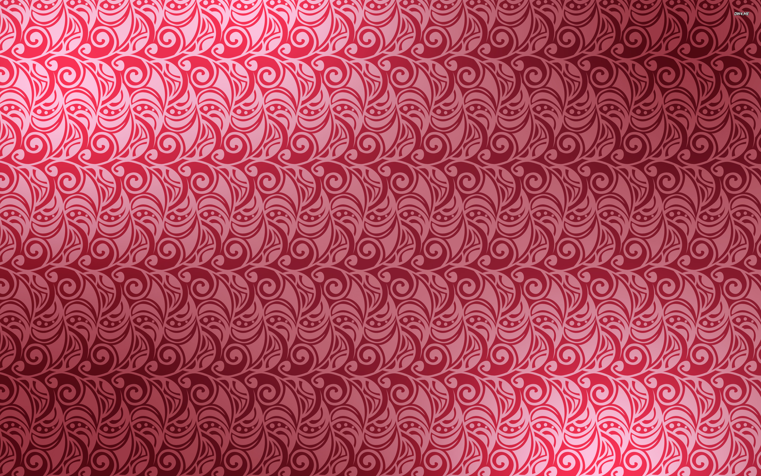 Pink Swirl Pattern Wallpaper Digital Art Wallpapers 2560x1600px