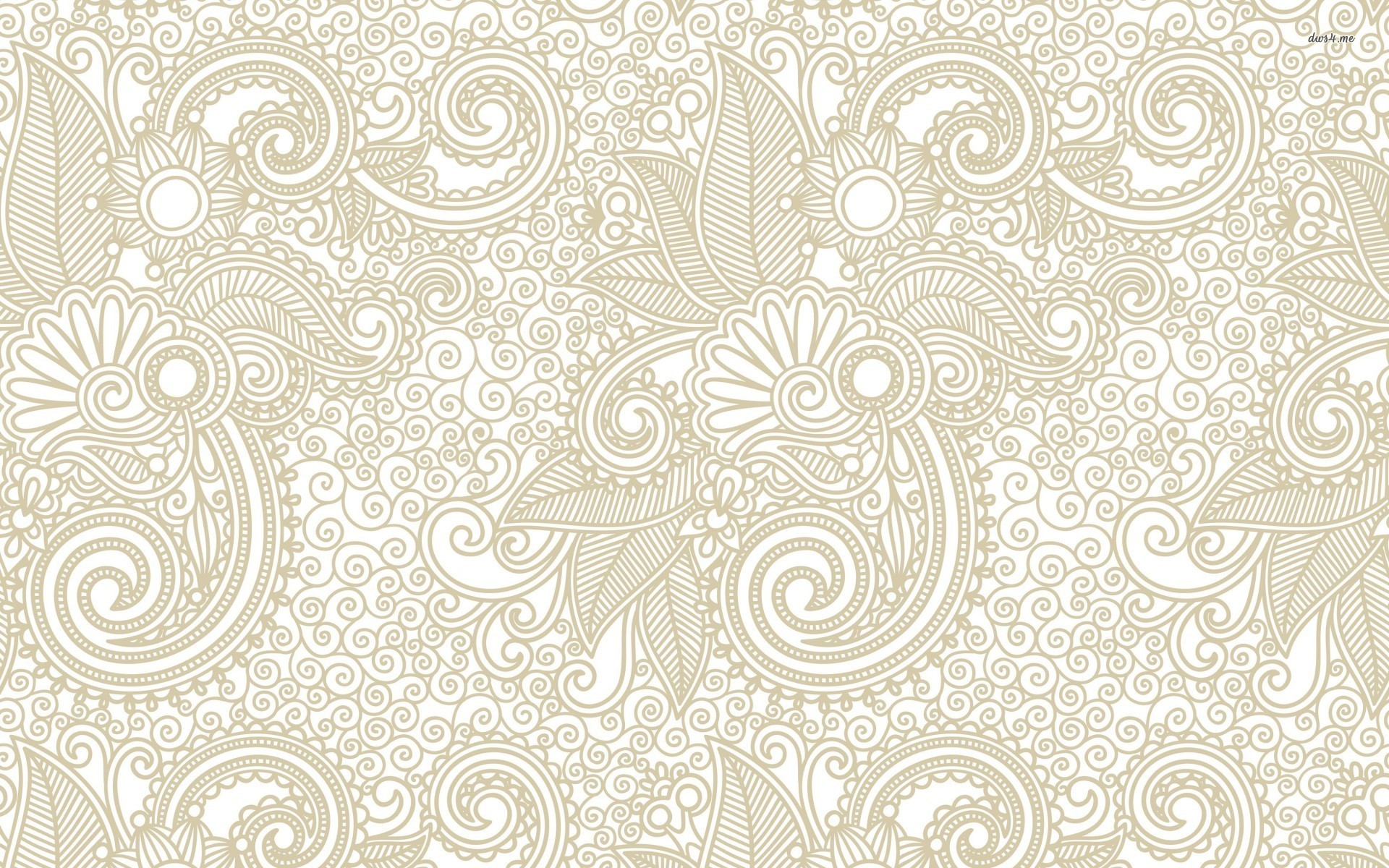 ... Paisley pattern wallpaper 1920x1200 ...