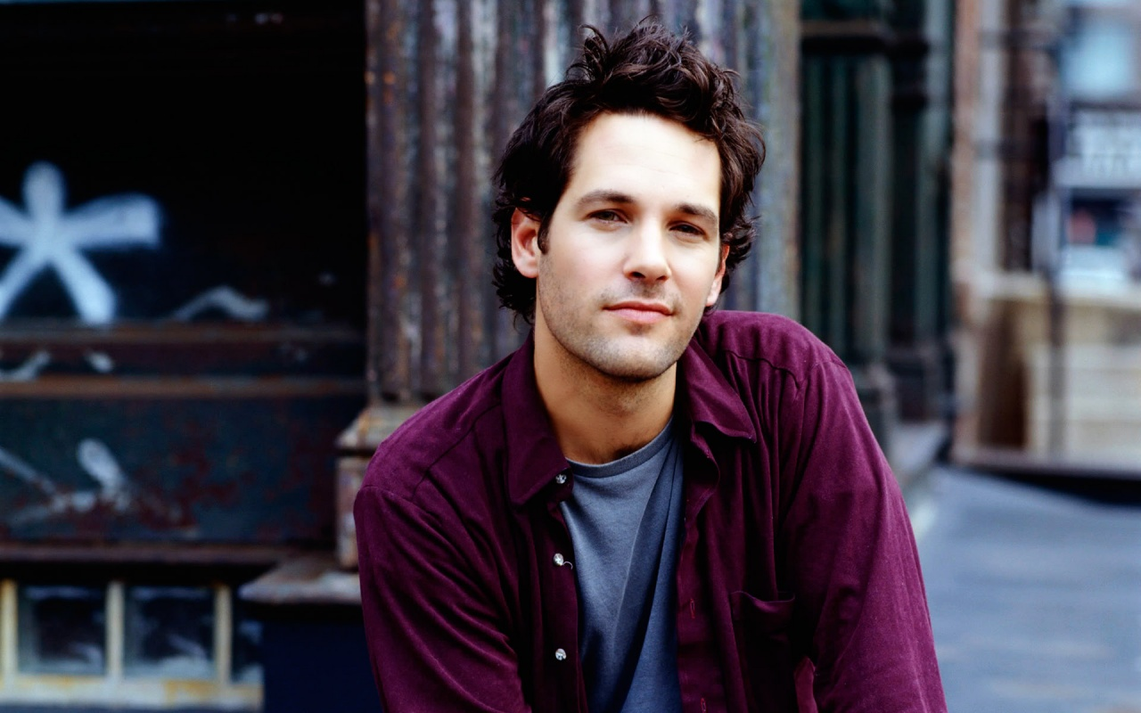 Paul Rudd new pics