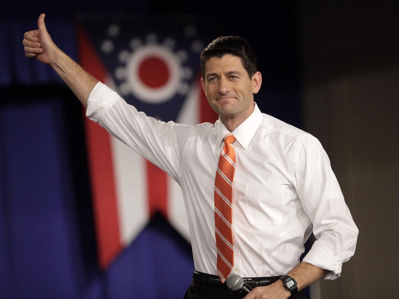 EnlargePaul Ryan (Credit: AP/J.D. Pooley)