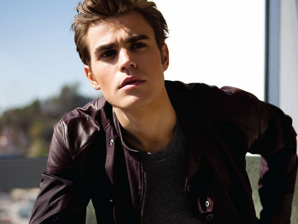 Paul Wallpaper ღ - paul-wesley Wallpaper