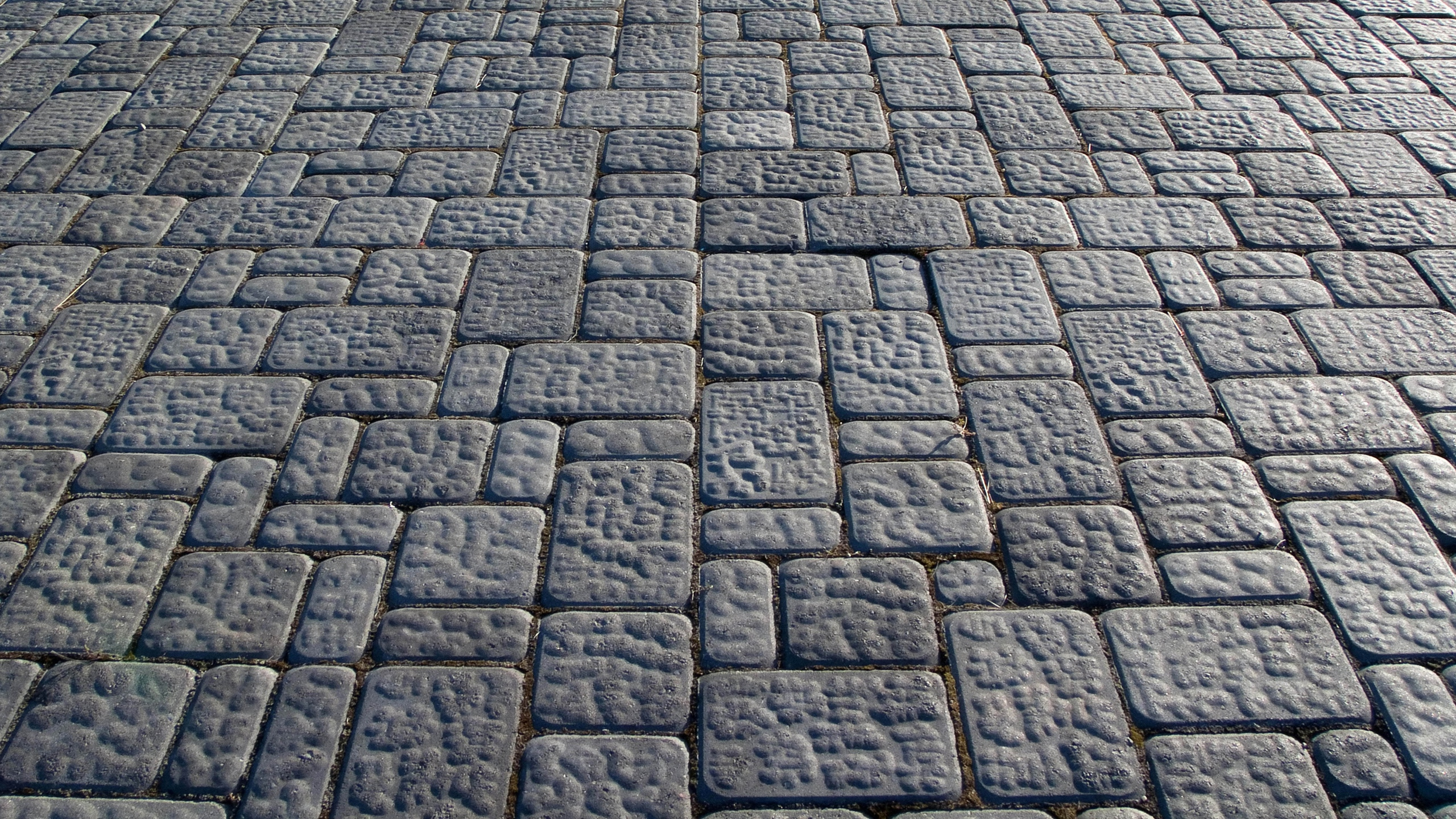 2560x1440 Wallpaper stones, paving, pavement