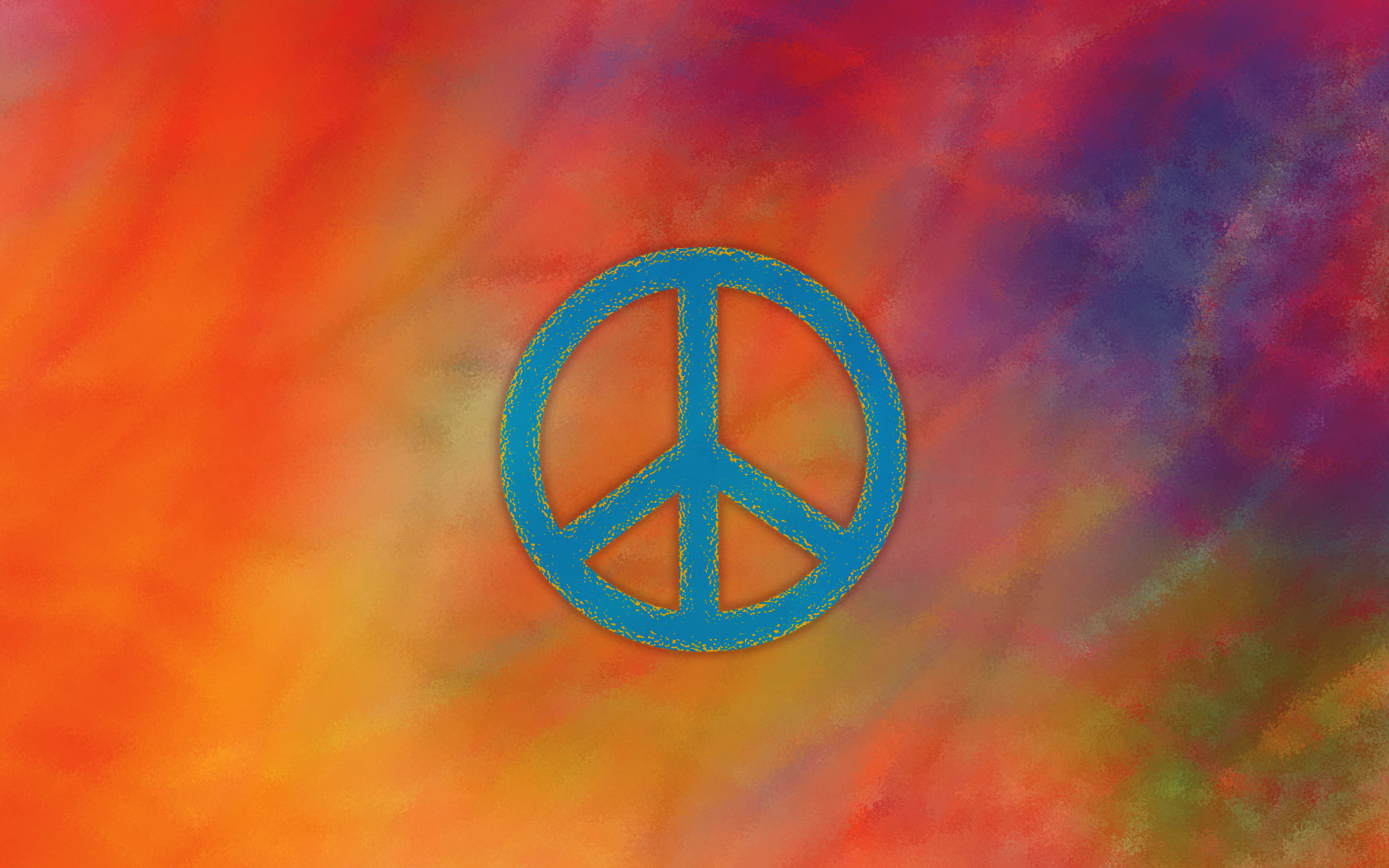 Peace Sign Wallpaper 7941 1680x1050 px